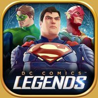 DC Legends Game Box