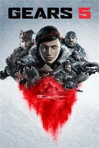 Gears 5 Game Box