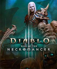 Diablo III: Rise of the Necromancer Game Box
