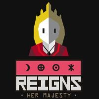 Reigns: Her Majesty Game Box