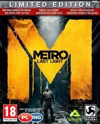 Metro: Last Light Game Box