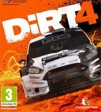 DiRT 4 Game Box