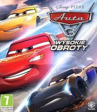 Cars 3: Driven to Win Game Box