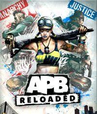APB: Reloaded Game Box