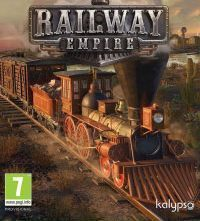 Railway Empire Game Box