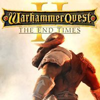 Warhammer Quest 2: The End Times Game Box