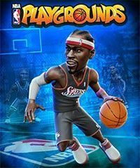NBA Playgrounds Game Box