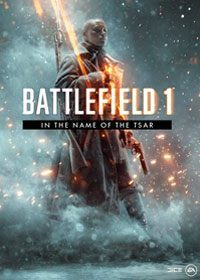 Battlefield 1: In The Name of the Tsar Game Box