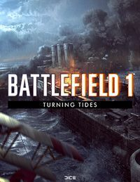 Battlefield 1: Turning Tides Game Box