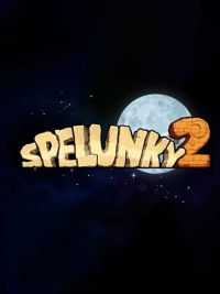 Spelunky 2 Game Box