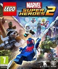 LEGO Marvel Super Heroes 2 Game Box
