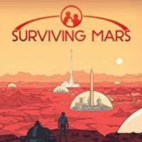 Surviving Mars Game Box