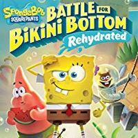 SpongeBob SquarePants: Battle for Bikini Bottom - Rehydrated Game Box