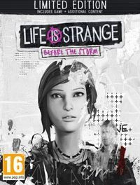 Life is Strange: Before the Storm Game Box
