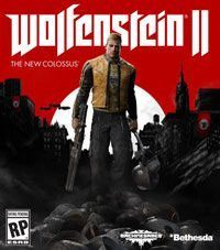 Wolfenstein II: The New Colossus Game Box