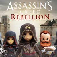 Assassin's Creed Rebellion Game Box