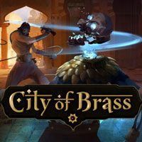 City of Brass Game Box