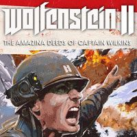 Wolfenstein II: The New Colossus - The Amazing Deeds of Captain Wilkins Game Box
