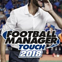 Football Manager Touch 2018 Game Box