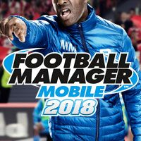 Football Manager Mobile 2018 Game Box