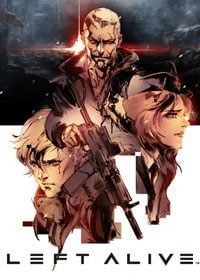Left Alive Game Box