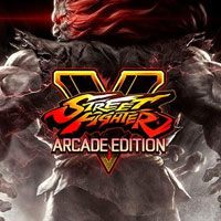 Street Fighter V: Arcade Edition Game Box