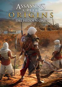 Assassin's Creed Origins: The Hidden Ones Game Box