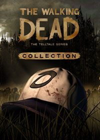 The Walking Dead: The Telltale Series Collection Game Box