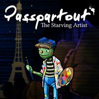 Passpartout: The Starving Artist Game Box