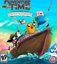 Adventure Time: Pirates of the Enchiridion Game Box