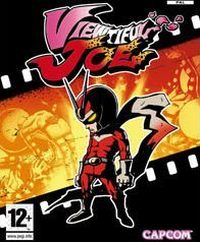 Viewtiful Joe Game Box