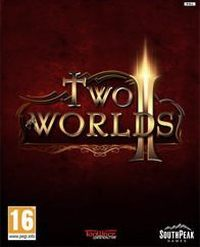 Two Worlds II Game Box