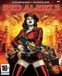 Command & Conquer: Red Alert 3 Game Box