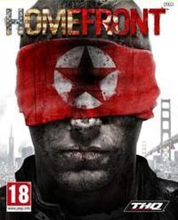Homefront Game Box