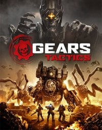 Gears Tactics Game Box