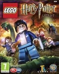 LEGO Harry Potter: Years 5-7 Game Box