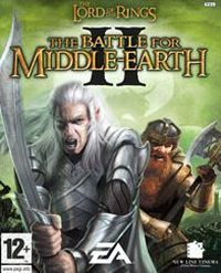The Lord of the Rings: The Battle for Middle-Earth II Game Box