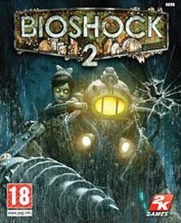 BioShock 2 Game Box