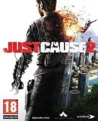 Just Cause 2 Game Box