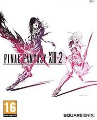 Final Fantasy XIII-2 Game Box