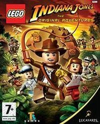 LEGO Indiana Jones: The Original Adventures Game Box