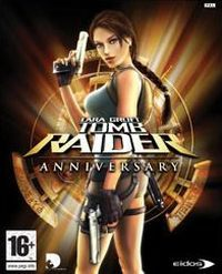 Tomb Raider: Anniversary Game Box
