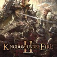 Kingdom Under Fire II Game Box