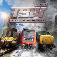 Train Sim World 2020 Game Box
