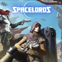 Spacelords Game Box