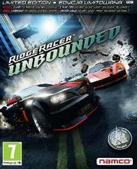 Ridge Racer Unbounded Game Box