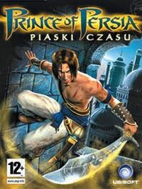 Prince of Persia: The Sands of Time Game Box