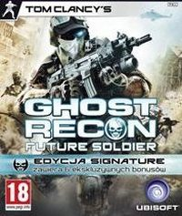 Tom Clancy's Ghost Recon: Future Soldier Game Box