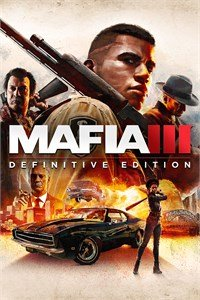 Mafia III: Definitive Edition Game Box