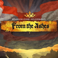 Kingdom Come: Deliverance - From the Ashes Game Box